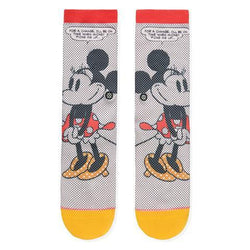 Stance x Disney Tick Tock Minnie Girls Socks