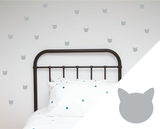 Cats wall art stickers