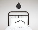 Drip Single Wall Sticker