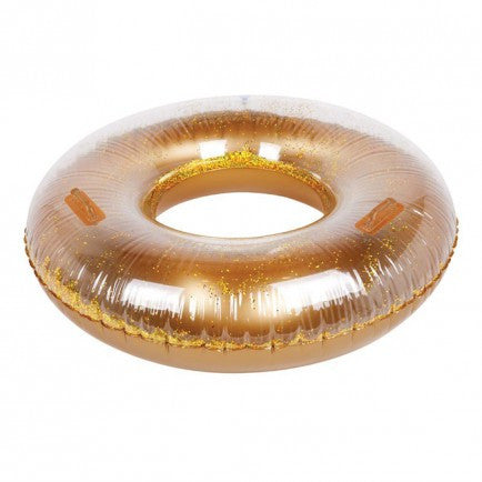 Glitter Pool Ring - Gold