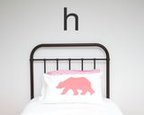 Large Single Letter Wall Stickers