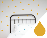 Drip Wall Art stickers