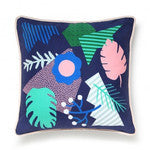 ARRO Patchwork Jungle Cushion