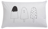 Ice Blocks Organic Pillow Case - Wall decals - 100 Percent Heart