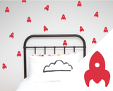 Rockets Wall Stickers