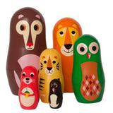 Omm Design Animal Nesting Dolls
