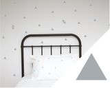 Triangle Wall art Stickers - Small