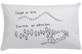 Tonight We Sleep Organic Pillowcase
