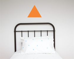 Triangle Single Wall Sticker