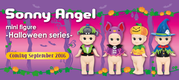 Sonny Angel Dolls