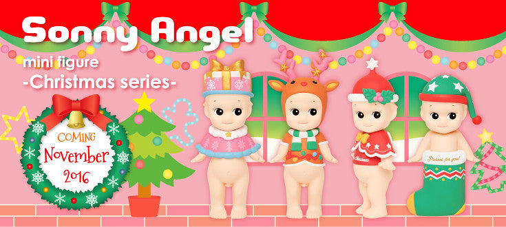 Sonny Angels Christmas