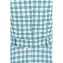 Indlæs billede til gallerivisning Roberta Gingham swing dress-green