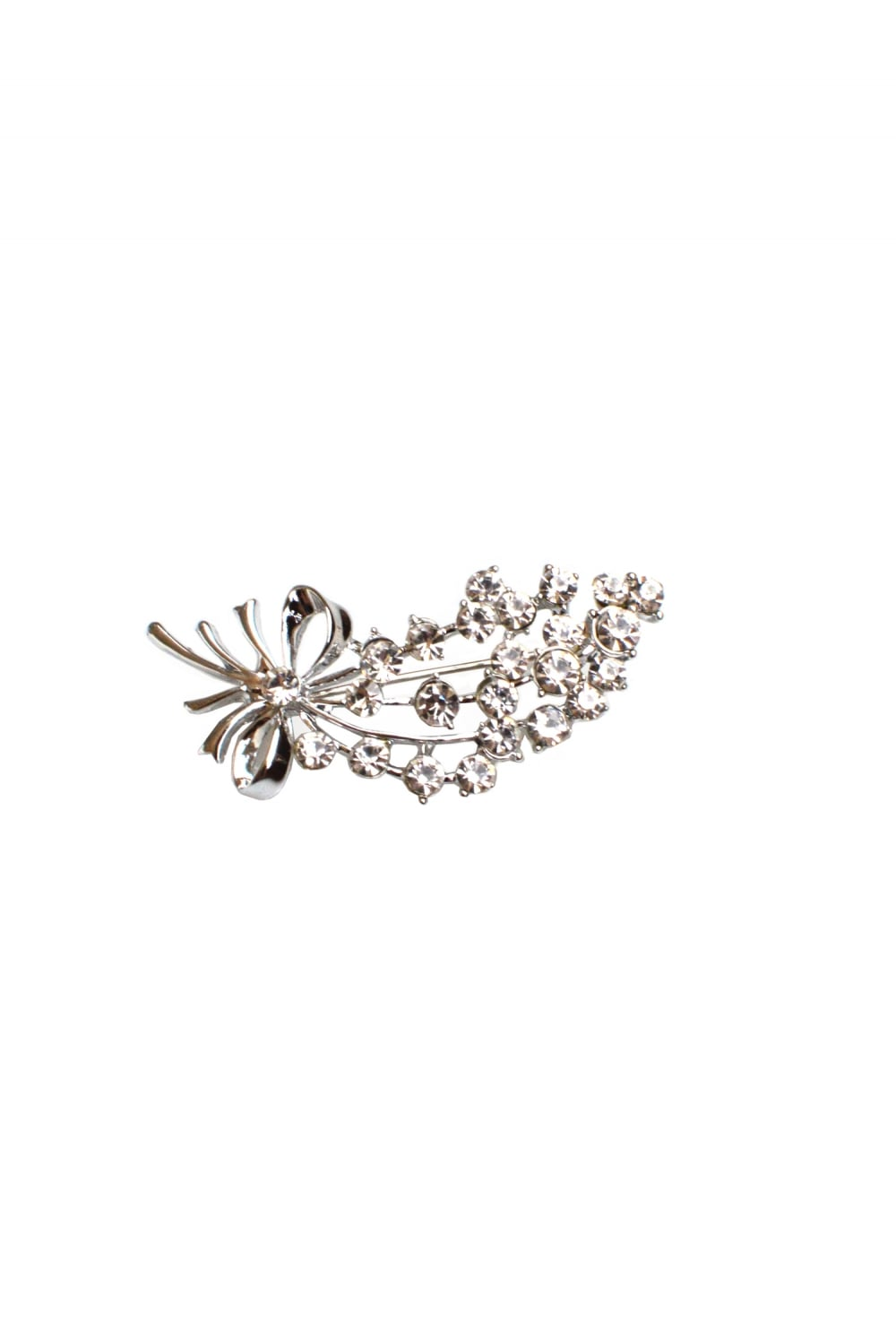 Broche Diamante Bouquet Brooch