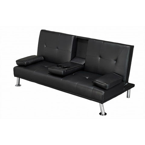 Cinema Sofa bed in Black - Smart Furniture London