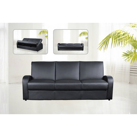 3 Seat Storage Sofa Bed - Smart Furniture London