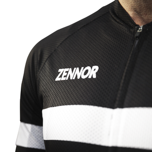Piran Jersey (black/white)