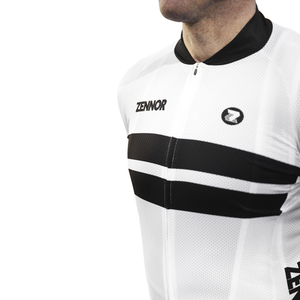 Piran Jersey (white/black)