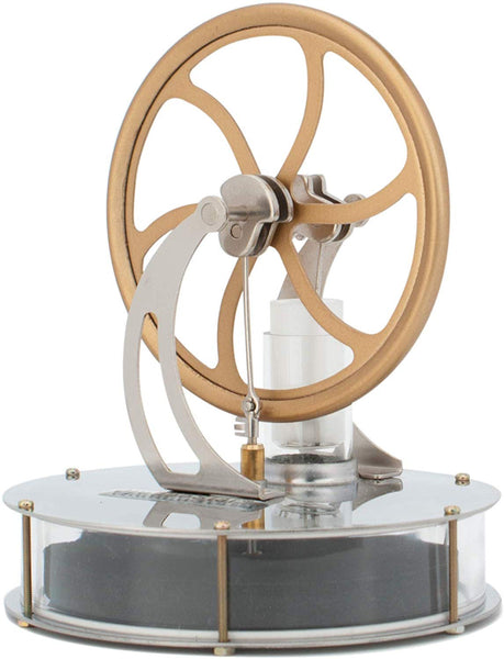 Vertical Flywheel Stirling Engine