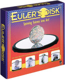 Euler's Spinning and Rotating Disk