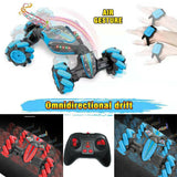 Electric Gesture Control 4WD RC Stunt Car