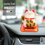 Wealth Waving Shaking Hand Fortune Welcome Cute Cat