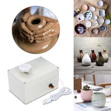 4.5cm Electric USB Pottery Pottery Wheel Ceramic Machine