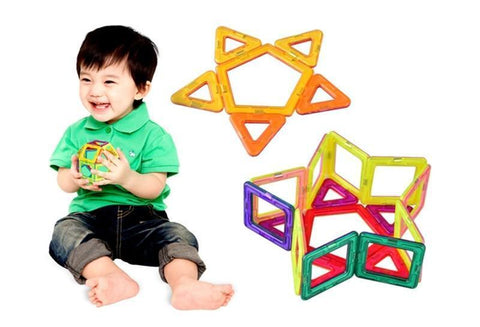 Big Size Magnetic Building Blocks 54pcs