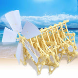 3D Puzzle Wind Power Beast Walker Strandbeest