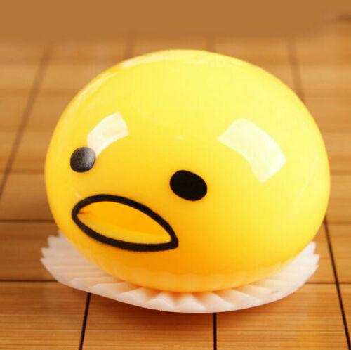 Squishy Puking Egg Yolk Stress Relieve Ball