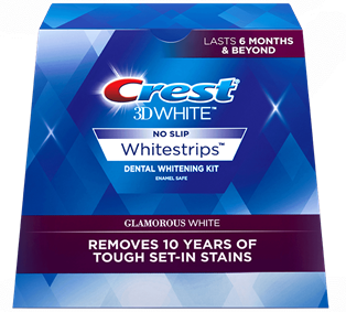 Crest Glamorous White Luxe 3d White (Strong)