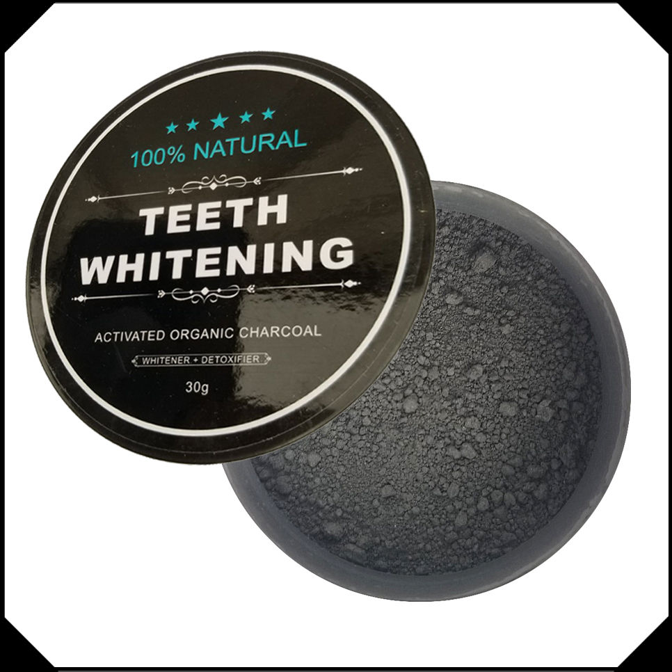 Whitening Powder Organic Coconut Activated Charcoal