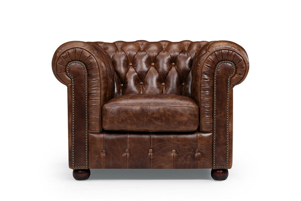 Original Chesterfield Chair RM-121