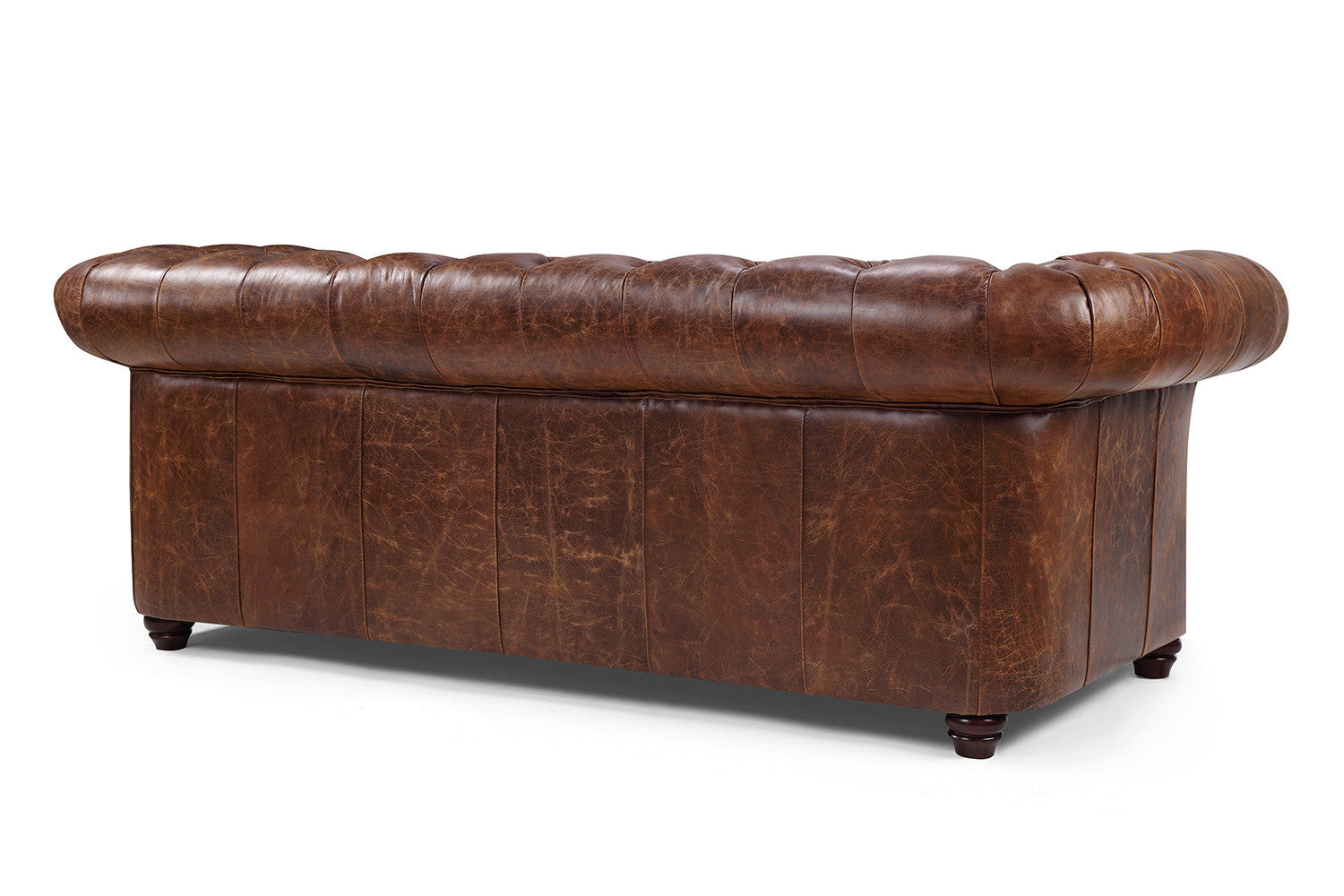 The Westminster Chesterfield Leather Sofa | Rose and Moore
