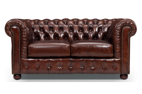 Original Chesterfield Loveseat RM-220