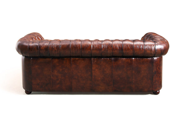 Chesterfield Sofa by Rose & Moore - back view