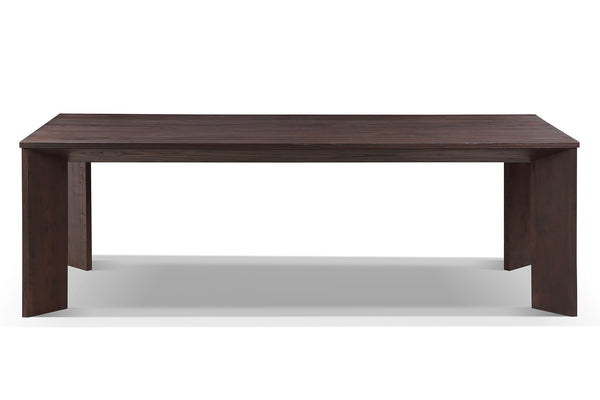 Contemporary Wood Dining Table - DT02