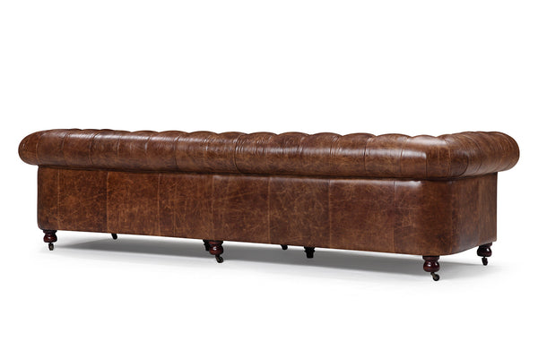 Back of the Kensington Large Chesterfield Sofa