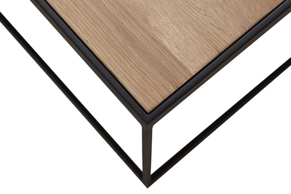 Natural Oak Wood Coffee Table - CT02