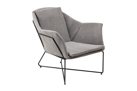 Scandinavian Stockholm Accent Chair