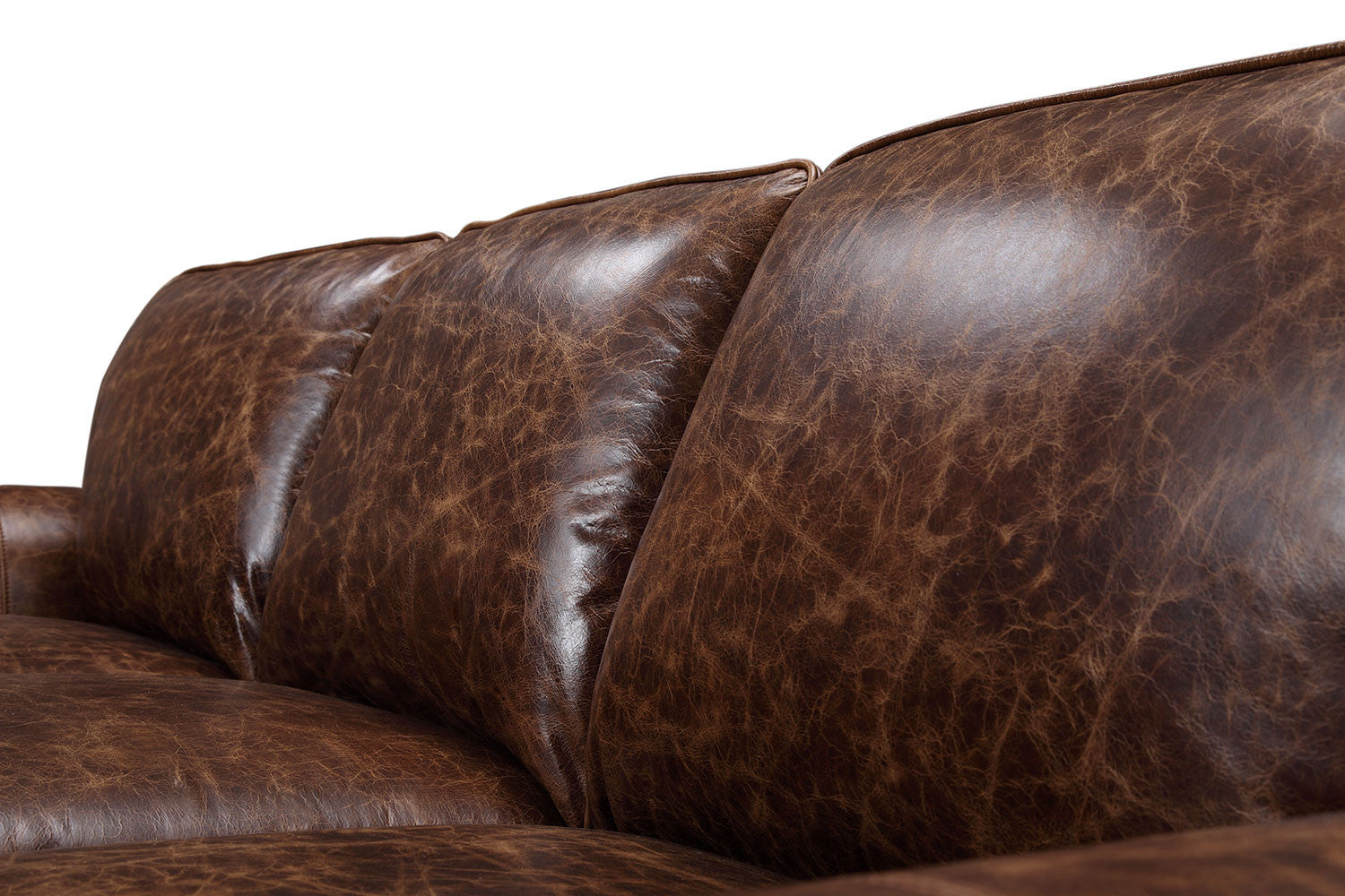Traditional Leather Sofa Cushions