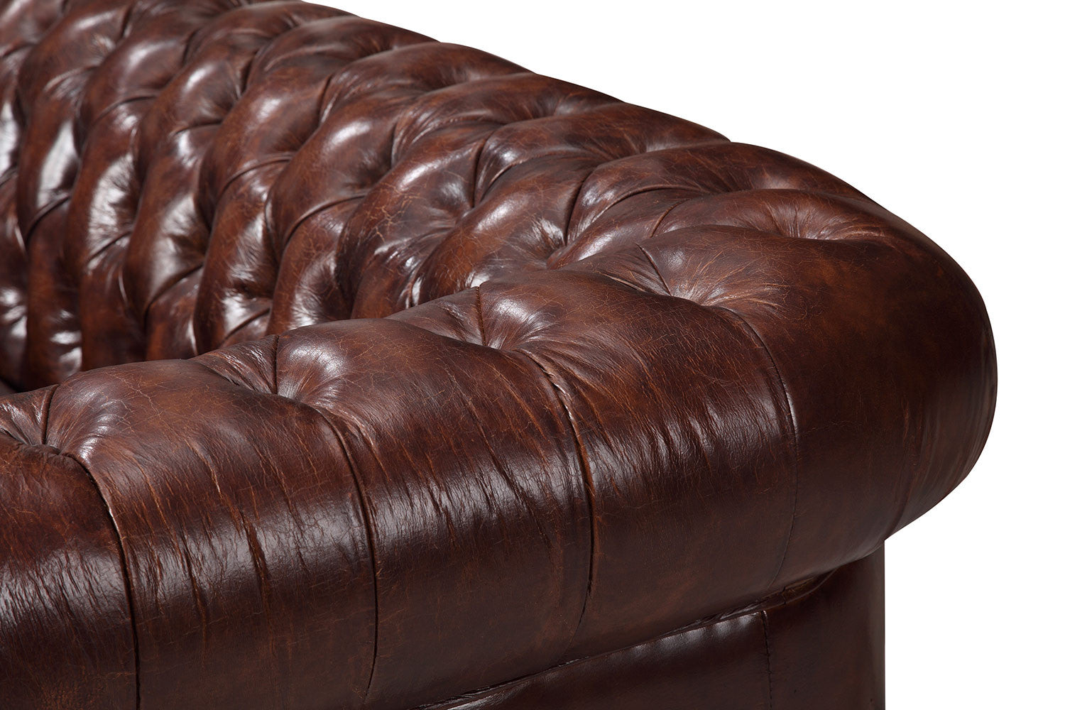 707dbb046682 Tufts of the Original Chesterfield Loveseat