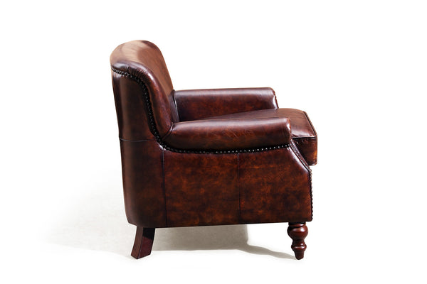 UK Vintage Cambridge Armchair from Rose & Moore