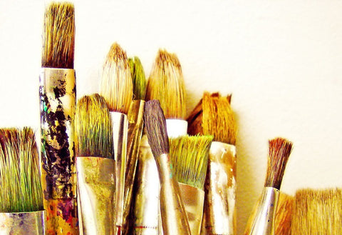 Use Your Brushes for PBN Kit