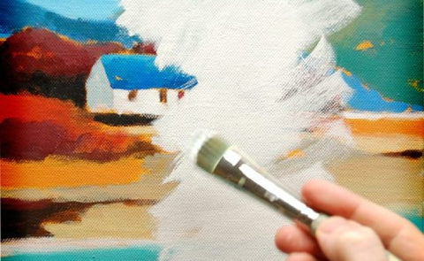 Correct the Paint by Numbers Mistake