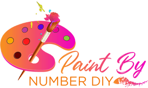Paint by Numbers DIY