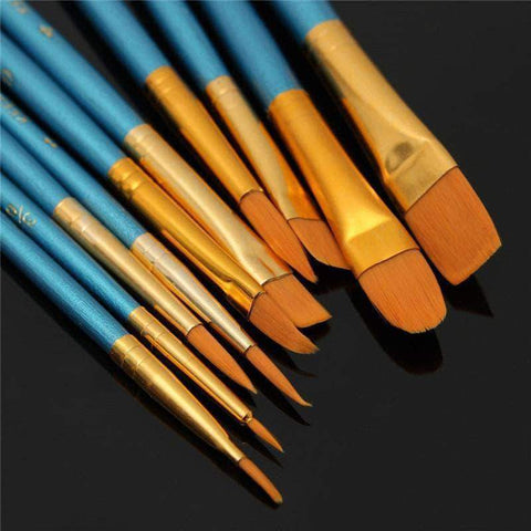 Paint by Numbers Brush Set