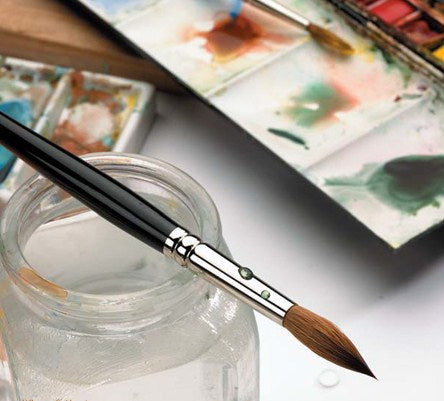 Wash Paint by Numbers Brushes