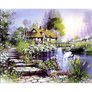 Dream House DIY Painting Kit