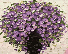 Load image into Gallery viewer, Acrylic Flowers Paint by Numbers