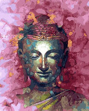 Load image into Gallery viewer, Buddha DIY Painting Kit